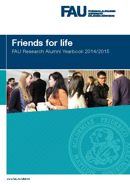 FAU Research Alumni Yearbook 2015