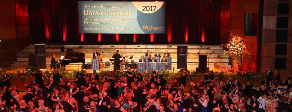 University ball 2017(Image: FAU/Kurt Fuchs)