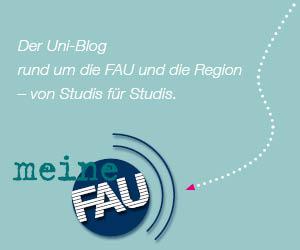 Logo Studierendenblog meineFAU