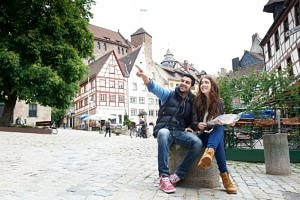 Nuremberg rates as one of the cities with the best quality of life in Germany. (Image: FAU/David Hartfiel)