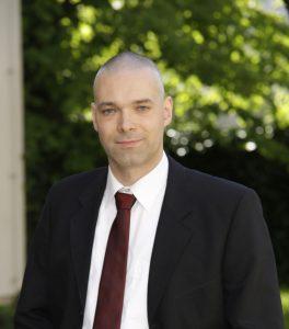 Uwe Scheer, media spokesman of the Studentenwerk Erlangen-Nürnberg