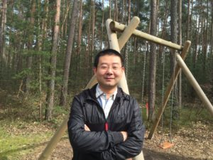 Research-Alumni-Interview with Dr. Duo Xu (Image: Xiaoxiao Bing)