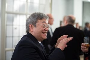 Prof. Fujimoto is currently the Elihu Thomson Professor of Electrical Engineering and Computer Science and an Adjunct Professor of Ophthalmology at the Tufts University School of Medicine. (Bild: FAU/Erich Malter)