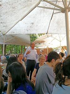 Prof. Dr. Günter Leugering, FAU Vice President Research (Image: FAU/Christina) Dworak