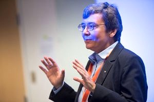 Prof. Kathrin Möslein, FAU Vice President Outreach (Image: FAU/Paul Joseph)