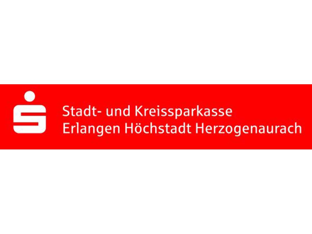 Logo der Sparkasse Erlangen