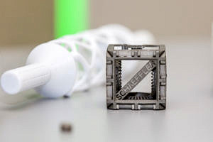 What is the best way to integrate additive manufacturing into production and what are the possible applications? This question is being investigated in a doctoral research project at FAU.