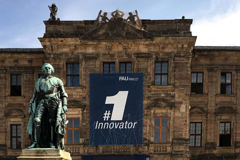 "Towards entry ""FAU among World's Most Innovative Universities"""