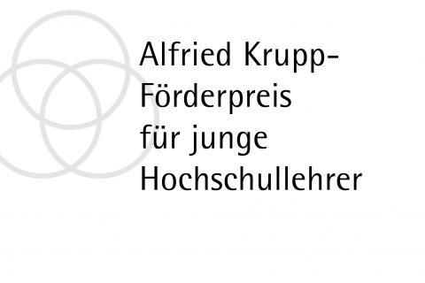 "Towards page ""Alfried Krupp Prize"""