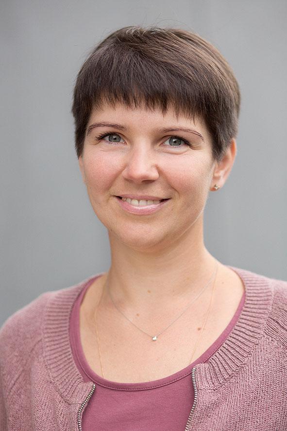Larisa Zaburdaeva