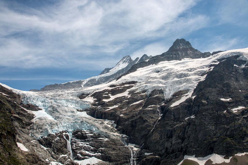 Upper Grindelwald Glacier