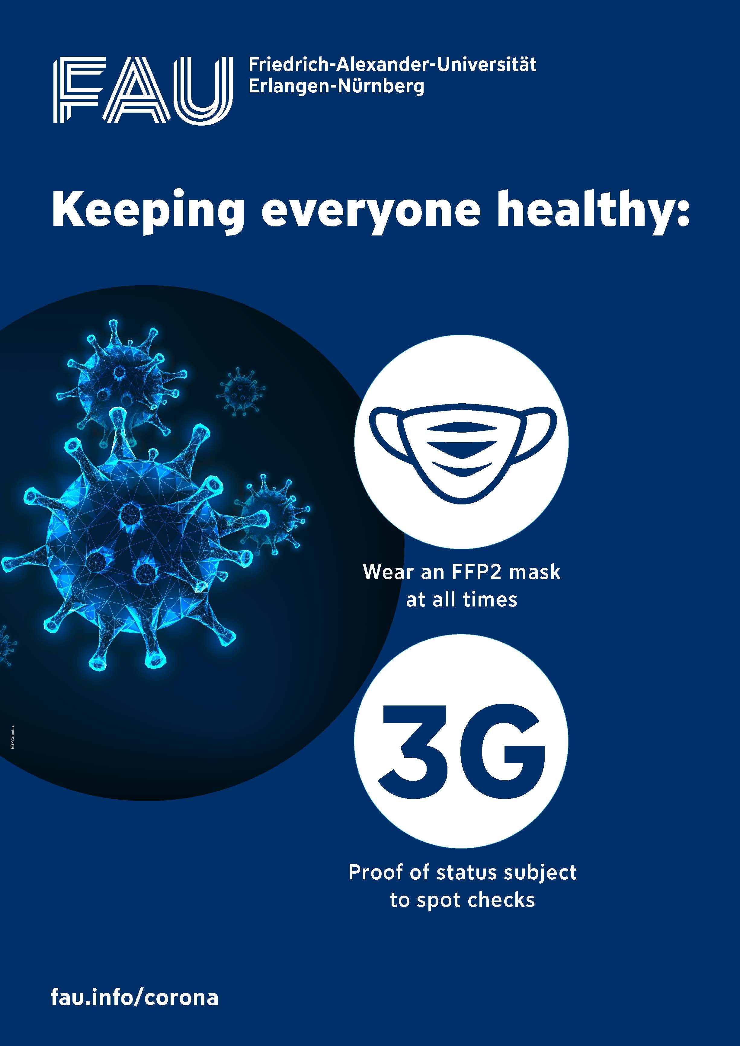 Poster 3G rule